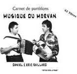 42 partitions de musique du Morvan